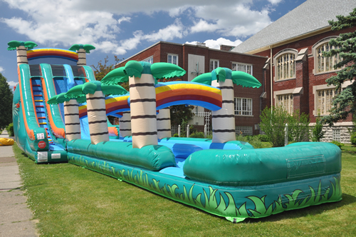 Dallas Water Slide Rentals Backyard Slides In Dallas Tx
